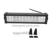 High CREE 72W LED Light Bar,12V/24V off Road Bull Bar Cheap Price LED Driving Light
