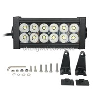 Hot Sale Bar SW-36W Waterproof IP68 off Road LED Light