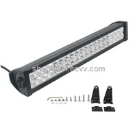 "IP69k/20""/120W Superior Bright LED Single Row for 4X4 Offroad"