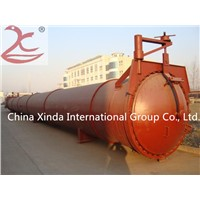 Professional industrial aac autoclave plant machine manufacturer