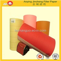 auto air filter paper/light car air filter paper