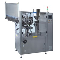 automatic tube filling machine for cream, paste, grease, oil filling