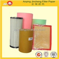 car air oil and fuel qualitative filter paper