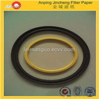 cylindrical air filter rubber hose