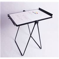 flexible easel,mobile easel,whiteboard,bulletin white board,notice board with stand
