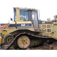 Original Japan Brand Used Condition CAT D6R Bulldozer Second Hand Caterpillar D6R Crawler Bulldozer