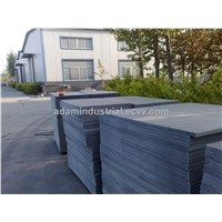 PVC pallet for block machine