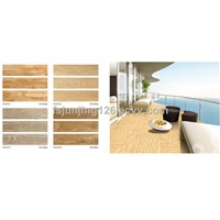 Anti-Slip wood floor tile