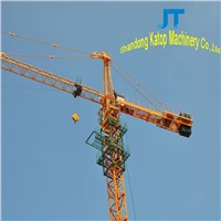 48m boom length Hot selling KATOP JT50 (4810) new Single-gyration tower crane in Brazil