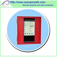 Conventional 4/8/16zone Fire Alarm Control Panel