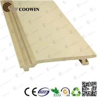 Standard size white wood board