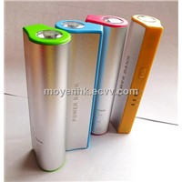 Portable charger 3200mAh, gift power bank 3200mAh, battery charger for cell phone
