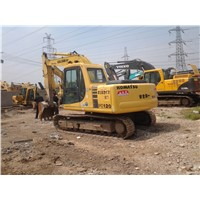 Second hand komatsu excavator PC120-6 for sale