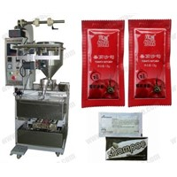 Tomato Paste Square Sachet Automatic Packing Machine