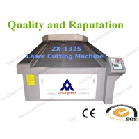 Hot sale! ZX-1325 Laser Cutting Machine