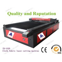 ZX-1325 Cloth fabric laser cutting machine