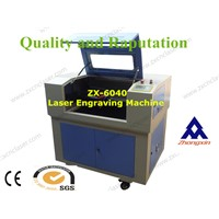 Hot sale! ZX-6040 Laser Engraving Machine