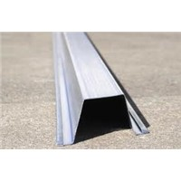 galvanized steel hat furring channel