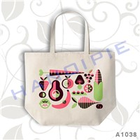 lovely cotton shopping bags