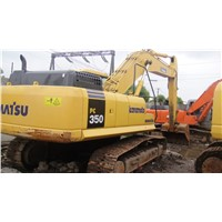 pc350-7 used Komatsu Excavator original japan