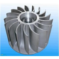 stainless steel Pump Impeller parts,steel impeller casting