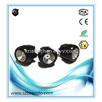 KL5.5LM Explosion proof 13000Lx Headlamps, Miner's Cap lamp, wireless cap mining light