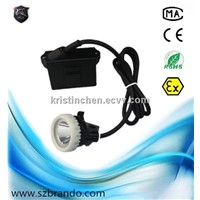 KL5LM 4000lux Explosion proof Miner's Lamp,Coal Cap lamp, rechargeable led miner light