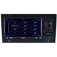 Ouhuangbo audio car kit navigator radio Audi A8 S8 1994-2003