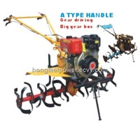 diesel tiller common type
