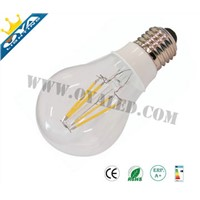 newest 2w 3w 4w 6w led filament bulb