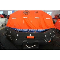 SLOAS Approved Inflatable Life Raft