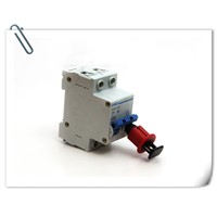 BO-D01(Pin Out Standard): Miniature Circuit Breaker Lockout