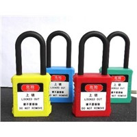 BO-G11 Padlock (Non-conductive) , Safety steel lockout