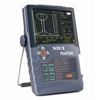 Digital Ultrasonic Flaw Detector for Rail Weld Joint RailTek
