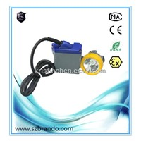 KL7LM C 15000lux Brightness Mining Caplamp. Safety Miner's Lamps, corded powerful headlamp