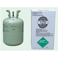 Pure Refrigerant Gas R125 heating lamp industry gas r125
