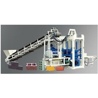 QT3-20  High Quality Low Price Concrete Block Making Machine