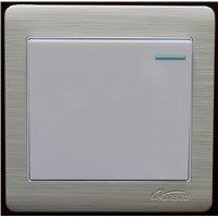 aluminium electrical switch for residential