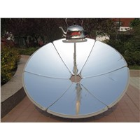 solar oven Type ISO approved solar cooker