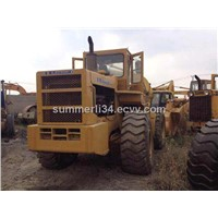 used kawasaki 85Z wheeled loader in good condition