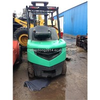3Ton Japanese Original Mitsubishi used forklift For sale
