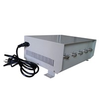 70W High Power Cell Phone Jammer for 4G LTE with Omni-directional Antenna