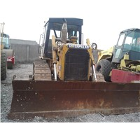 CAT dozer D6D with Winch, Ripper