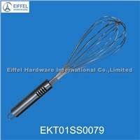 Stainless Steel Egg Beater with Different Sizes(EKT01SS0079)