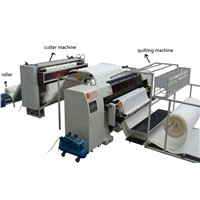 Fabric Cutting panel Machine
