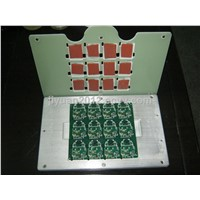 Jig for Curve PCB Separator