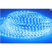 Long lifespan 220V SMD 5050 led flexible strip light with varies color led rope light curtain light