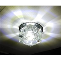 New Arrival High quality modern crystal led down light led ceiling spot light