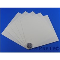 96 Alumina Ceramic Substrate for Thin / Thick Film Circuit