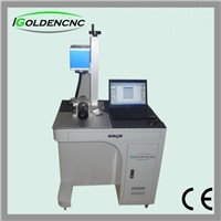 iGolden desktop 20w fiber laser marking machine